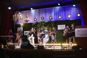 Carly Pearce 2017 CMT Next Women of Country Celebration