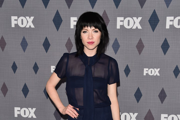 Carly Rae Jepsen 2016 Winter TCA Tour - FOX All-Star Party - Arrivals