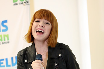 Carly Rae Jepsen Carly Rae Jepson Visits 'The Elvis Duran Z100 Morning Show'