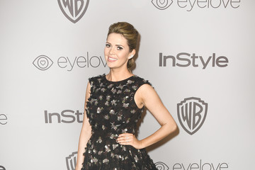 Carly Steel Warner Bros. Pictures And InStyle Host 19th Annual Post-Golden Globes Party - Arrivals