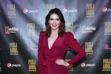 """Carly Steel Official Opening For """"Paula Abdul: Forever Your Girl"""" Residency In Las Vegas"""