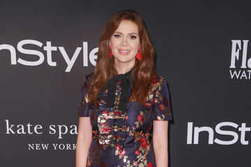 Carly Steel 2018 InStyle Awards - Arrivals