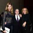 Carlyne Cerf Halle Berry, Michael Kors And The United Nations World Food Programme Dinner