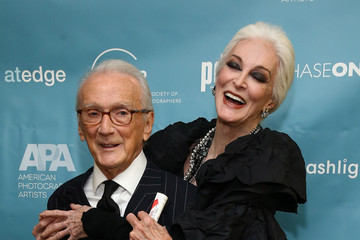 Carmen Dell'Orefice Arrivals at the 11th Annual Lucie Awards