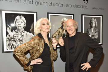 Carmen Dell'Orefice Marie Claire, Fidelity and WNET Celebrate the Women's List Premiere at Hearst Tower