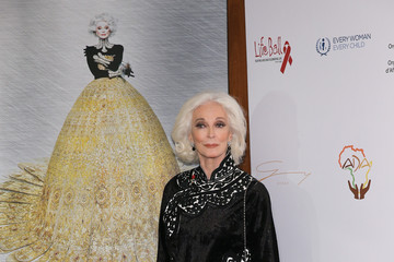 Carmen Dell'Orefice Fashion 4 Development's 5th Annual Official First Ladies Luncheon