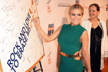 Carmen Electra 23rd Annual Race To Erase MS Gala - Red Carpet
