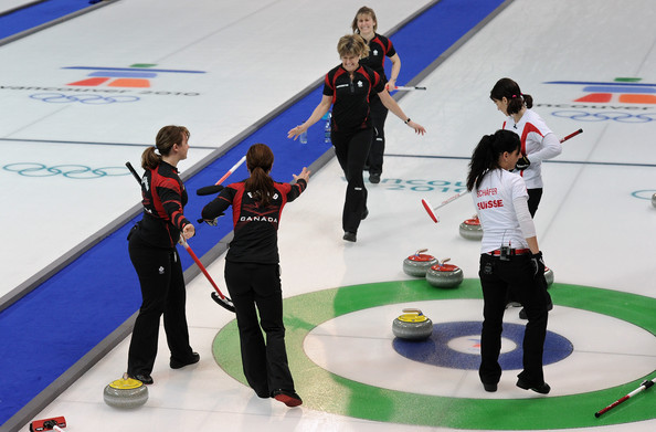 Curling - Day 14