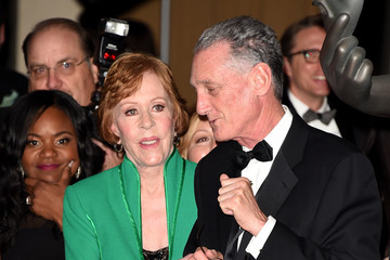 Carol Burnett The 22nd Annual Screen Actors Guild Awards - Press Room