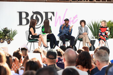 Carol McColgin The Business of Fashion Presents the Inaugural BoF West Summit in Los Angeles