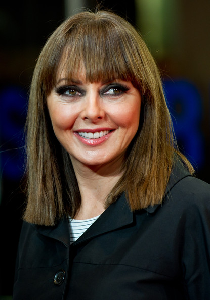 ... in 3d in this photo carol vorderman carol vorderman attends the royal