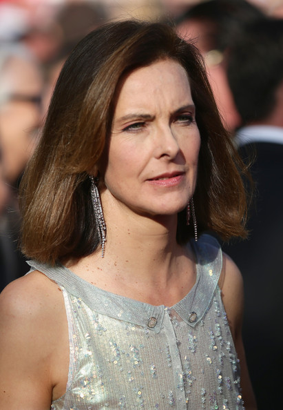 Carole Bouquet attends...