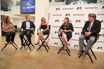 Carole Radziwill Screening And Panel Event For A&E Biography JFK JR: The Final Year