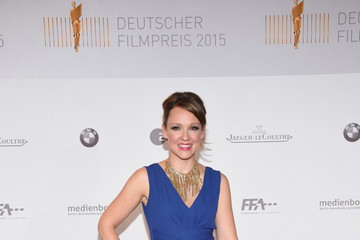 Carolin Kebekus Lola - German Film Award 2015 - Winners Board