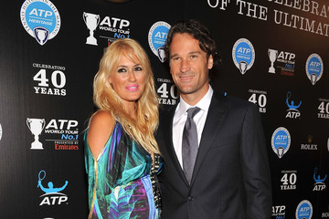 Carolina Cerezuela ATP Heritage Celebration - Red Carpet