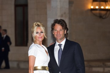 Carolina Cerezuela Spanish Royals Attend Official Dinner