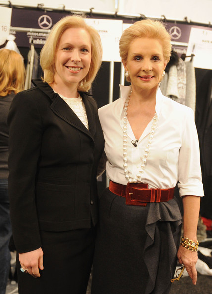 Carolina Herrera - Carolina Herrera - Backstage - Fall 2012 Mercedes-Benz Fashion Week