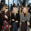 Anna Wintour and Virginia Smith Photos