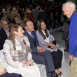 Bill Cunningham and Glenda Bailey Photos
