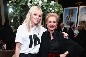 Carolina Herrera InStyle March Issue Party by Laura Brown