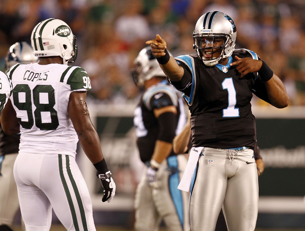 0269ab6c4903 Cam Newton Photos - Carolina Panthers v New York Jets - 4667 of 5469 ...