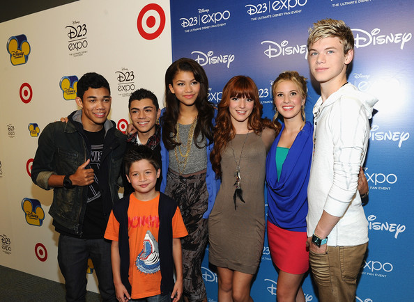 Shake It Up Cast