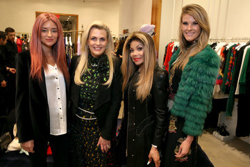 Caroline D'Amore Shop To Erase MS Presented By Alice And Olivia By Stacey Bendet To Benefit Race To Erase MS