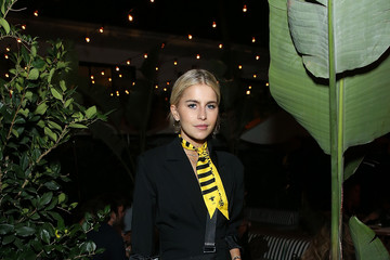 Caroline Daur Flaunt And /Nyden Celebrate The New Fantasy Issue With A Dinner Honoring Hari Nef