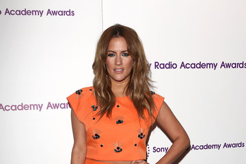 Caroline Flack Arrivals at the Sony Radio Academy Awards — Part 2