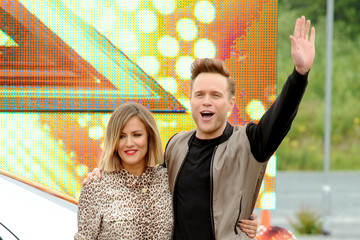 Caroline Flack 'The X Factor' - Manchester Auditions