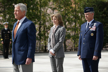 Caroline Kennedy Chuck Hagel Travels to Japan