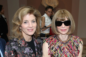 Caroline Kennedy 'Rei Kawakubo/Comme des Garcons: Art of the In-Between' Costume Institute Gala - Press Preview