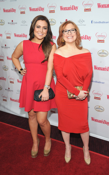 Arrivals at the Woman's Day Red Dress Awards