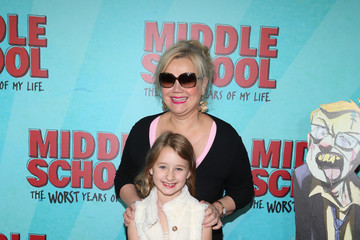 Caroline Rhea New York Red Carpet Screening of 'Middle School: The Worst Years of My Life'