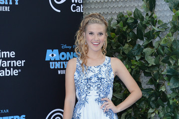 Caroline Sunshine 'Monsters University' Premiers in Hollywood — Part 3
