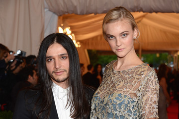 "Caroline Trentini NY: ""Schiaparelli And Prada: Impossible Conversations"" Costume Institute Gala"