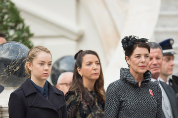 Caroline of Hanover Monaco National Day 2015