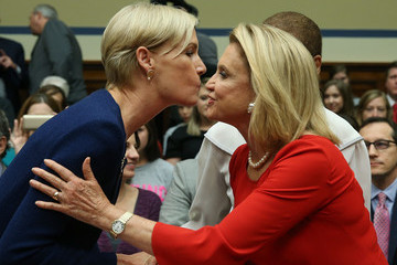 Carolyn B. Maloney President of Planned Parenthood Cecile Richards Testifies to Committee on Use of Taxpayer Funding