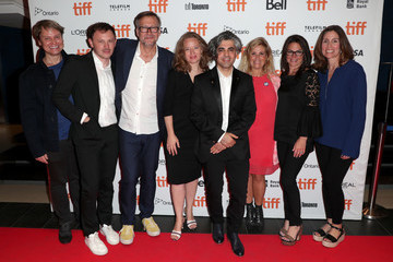 Carolyn Bernstein Courteney Monroe 2019 Toronto Film Festival Premiere Of National Geographic Documentary Films' 'THE CAVE'