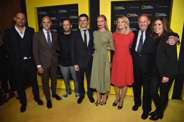 Carolyn Bernstein National Geographic's Further Front Event In New York City - Red Carpet