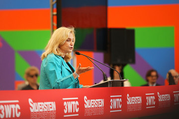 Carolyn Maloney 3 World Trade Center Officially Opens In New York City