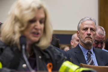 Carolyn Maloney Former 'Daily Show' Host Jon Stewart Testifies On Need To Reauthorize The September 11th Victim Compensation Fund