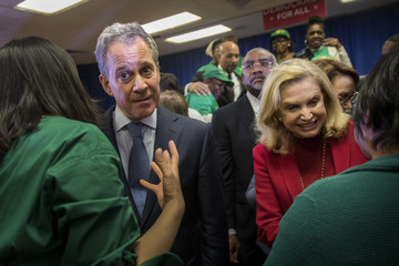 Carolyn Maloney NY Attorney General Schneiderman Files Suit Against Trump Administration Over Census