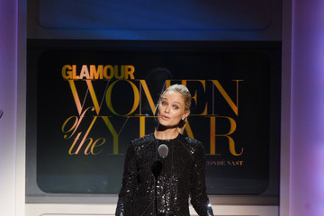 Carolyn Murphy 2015 Glamour Women of the Year Awards - Show