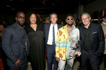 Carolyn Williams Sony Music Entertainment 2020 Post-Grammy Reception