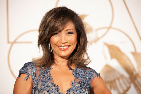 Carrie Ann Inaba Carrie Ann Inaba attends Sally Morrison & LoveGold