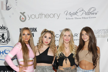 Carrie Berk Lea Jayne The Society Fashion Week / House Of Barretti Official After Party Hosted By Toddlers & Tiaras Star And Fashion Designer Isabella Barrett