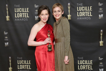Carrie Coon 33rd Annual Lucille Lortel Awards - Press Room