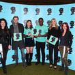 Carrie Grant Anti-Bullying Photocall