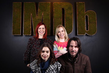 Carrie Preston The IMDb Studio at the 2017 Sundance Film Festival Featuring the Filmmaker Discovery Lounge, Presented by Amazon Video Direct: Day Two - 2017 Park City